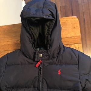 Like new, Ralph Lauren infant snow suit